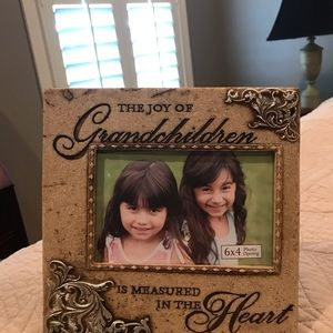 Grand Children Photo Frame
